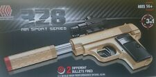 Airsoft 328 Airsport series 1:1 scale High performance Model Pistol toy Gun 3N1