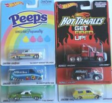 HOT WHEELS JUST BORN COMPLETE SERIES 2013