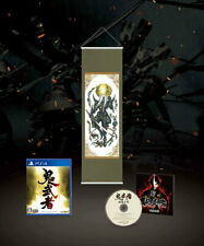 Onimusha Genma Seal Box Sony Playstation 4 PS4 Games From Japan Tracking NEW