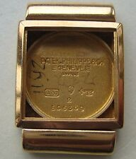 GENUINE VINTAGE PATEK PHILIPPE YELLOW GOLD WATCH CASE Nº506359 23.60 x 23.60 mm