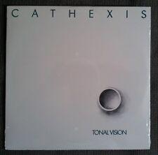 CATHEXIS - Tonal Vision LP (Fretless, 1985) rare Jazz Rock Vinyl  sealed