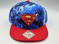 Superman DC Comics Snapback Hat