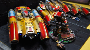 Adeptus Custodes Army, Commission Painted, all weapons, free Delivery