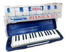 1970's Vintage Yamaha Pianica 32A Original Box Made Japan Nippon Tokai Gakki Co.