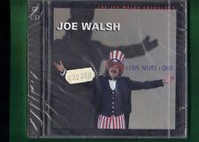 JOE WALSH - LOOK WHAT I DID  THE ANTHOLOGY DOPPIO CD  NUOVO SIGILLATO