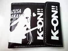 K-ON!!  Japanese Anime Cool Teenager's Wallet. Free P&P