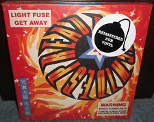 Widespread Panic Light Fuse Get Away 4-LP Vinyl Box Set Live SEALED New WSP Rare