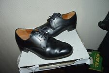 CHAUSSURE AMBOISE GOUNIN ARMEE FRANCAISE TAILLE 40 SHOES/RANGER/BOOTS CUIR