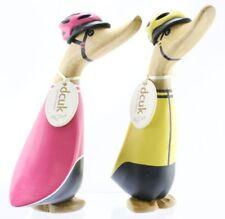 Figuras decorativas dormitorio de madera para el hogar de color principal rosa