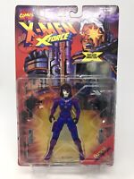 X-Men X-Force Domino Action Figure Toy Biz 1995 Marvel Comics MOC