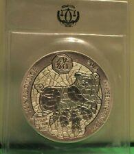 2019 1 oz .999 Fine Silver Rwanda Lunar Year of the Pig Coin