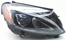 OEM 2015 Mercedes C300/C350 LED Headlight. Lens Spots, Housing Chip/Repair