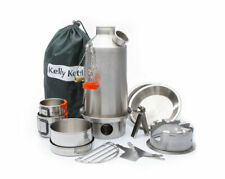 Kelly Kettle - BASECAMP 'ULTIMATE KIT' - 1.6L