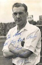 NAT LOFTHOUSE Signed Photograph - Football / Bolton Wanderers / England preprint