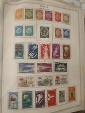 Impressive and valuable Israel stamp collection 1951 forward Mint and high value