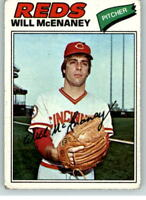 1977 Topps #160 Will McEananey M1C339