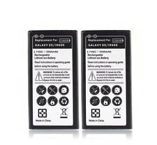 3.7v 3500mAh Rechargeable Li-ion Battery Für Samsung Galaxy S5 i9600 Ersatz Akku