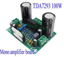 TDA7293 Mono Single Channel Digital Audio Amplifier Board AC 12-50V 100W