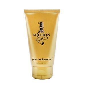 NEW Paco Rabanne One Million Shower Gel 150ml Perfume