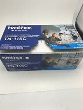 Brother TN-115C Cyan Toner Cartridge High Yield Genuine