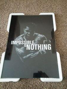 Quality Framed Poster Muhammad Ali