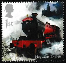 GB 4142 Harry Potter Hogwarts Express single (1 stamp) MNH 2018