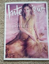Michelle Pfeiffer-Interview Magazine April 2017-Darren Aronofsky,Annie Baker
