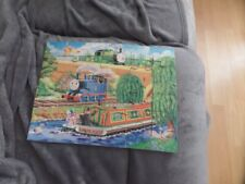 Thomas and freinds wooden jigsaw puzzle