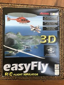 3D EasyFly Ikarus R/C Flight Simulator Piccolo Piccofly Windows PC 🚁✨