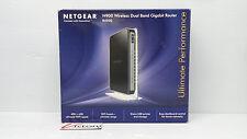 NEW Netgear N900 Wireless Dual Bad Gigabit Router R4500 Wifi Boost 4 lanport A70