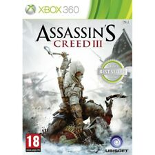 Assassins Creed 3 III Xbox 360 Game