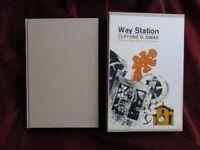Clifford D. Simak - Way Station - First Edition - Rebound