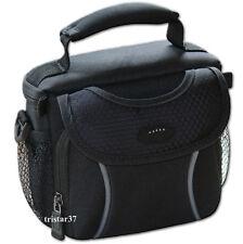 Tasche für SONY NEX-7 NEX-6 NEX-5 NEX-3 Systemkamera Fototasche schwarz NEU