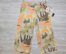 NEW Da-Nang Silk Cropped Pants in Forest Size X-SMALL SKG597546