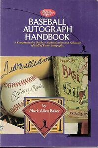 1990 SCD Baseball Autograph Handbook