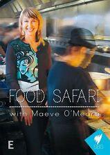 Food Safari - Maeve O'Meara NEW R4 DVD