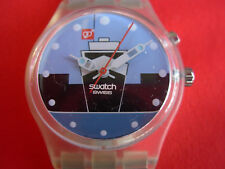 SWATCH DUMMY OCEAN OF LOVE - GK909 - 2000 -  RARE - not working