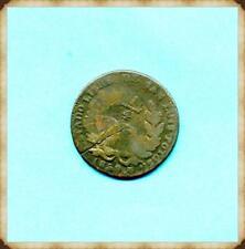 MEXICO - 1859 COPPER 1/4 REAL - SAN LUIS POTOSI - FIRST REPUBLIC  (KM#359)
