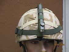 Serre-tête Personal Combat Torch, Centre, olive, bandeau pour lampe de poche ,