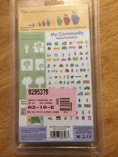 Provo Craft Cricut Cartridge MY COMMUNITY 29-0396 NEW