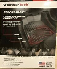 WeatherTech Car/Truck Floor Mat FloorLiner 46007-1-2 - 1st & 2nd Row - Grey