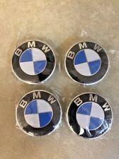 Replacement Emblem Car Wheel Rim Center Cap Badge Hub Stickers Decal 4pcs 68mm