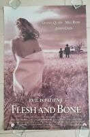 Flesh And Bone movie poster  -  original International 1 Sheet - Meg Ryan