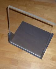 Acrílico (Plexiglas) radiación beta blindaje/Perspex bench Radiation Shield