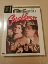 Casablanca 2 Disc Special Edition Dvd New Still Sealed