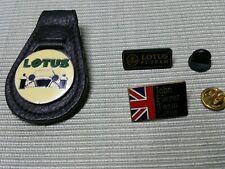 2 LOTUS F1 - PINS/BADGES, Lotus 7 Key Chain++
