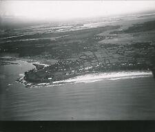 INDOCHINE c. 1930 - Vue Aèrienne Cua-Tung - Div 3911