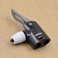 Bicyle Bike Pump Dual Head Presta Schrader Pumps Adapter Valve Replacement 1 Pc