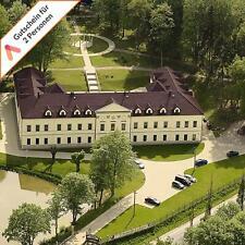 Kurzurlaub Niederböhmen Wellness Schlosshotel 4 Tage für 2 Personen Gutschein