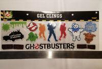 New!! Ghostbusters Halloween Window Gel Clings